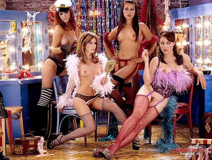 The Pussy Cat Dolls в журнале Playboy