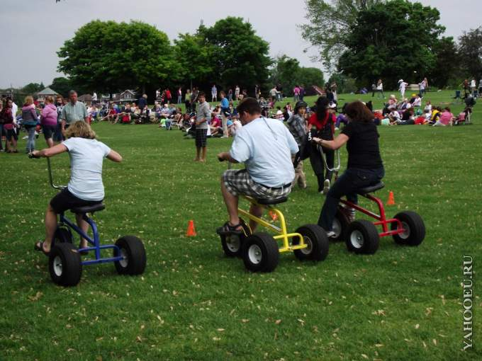 Trike Racing - Fast and the Furious