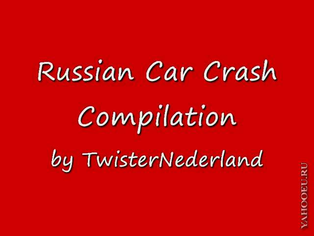 Russia Car Crash