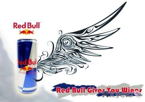 Red Bull + People
