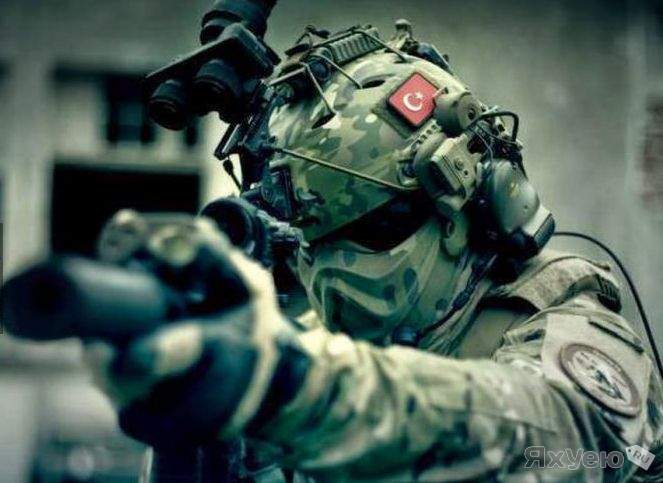 Армия Турции / Turkish military force 2015