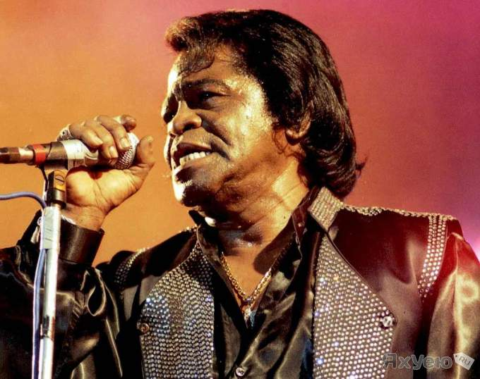 James Brown in real color 1966