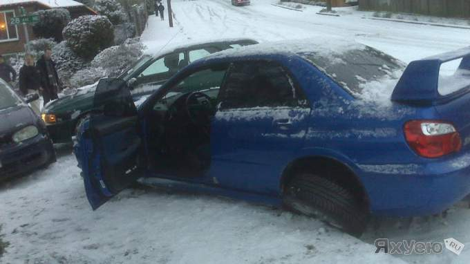 Ultimate IDIOT Winter FUNNY DRIVERS
